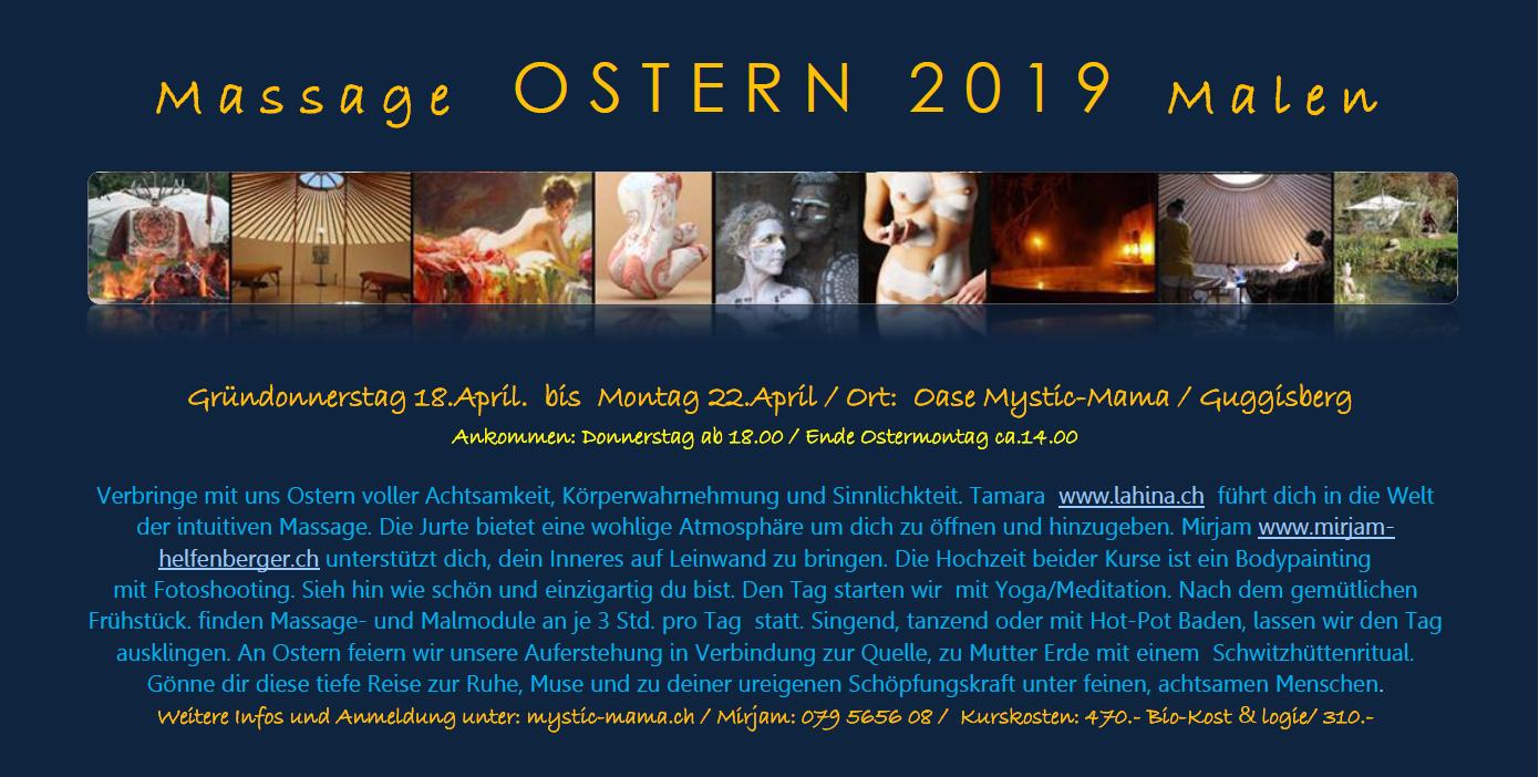 Osterseminar 2019